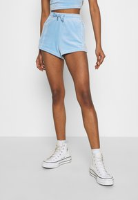 Juicy Couture - TAMIA TRACK - Shorts - powder blue - 0