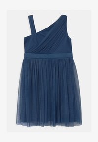 Anaya with love - GATHERED ASYMMETRIC  - Vestito elegante - indigo blue - 0