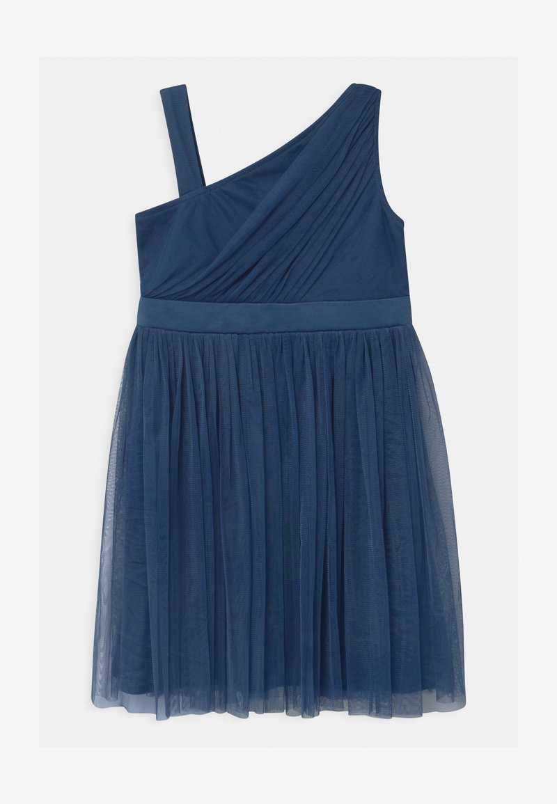 Anaya with love - GATHERED ASYMMETRIC  - Vestito elegante - indigo blue