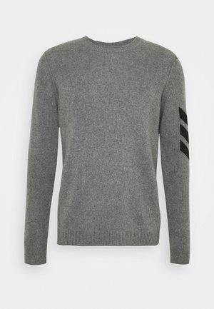KENNEDY ARROW - Jumper - grey/black