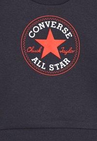 Converse - COLORBLOCK SET - Tracksuit - obsidian - 3