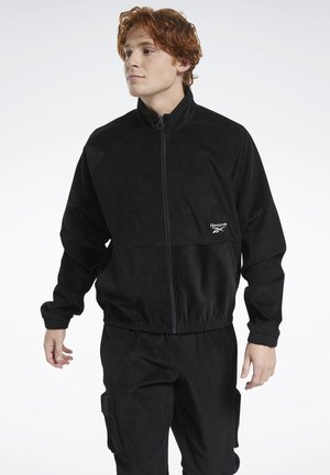 CLASSICS CORDUROY - Outdoor jacket - black