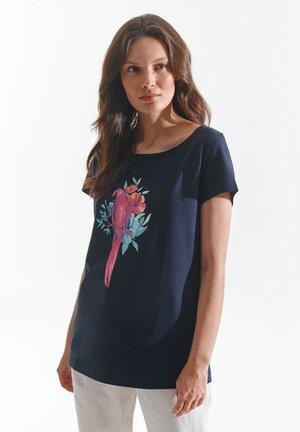 ALBINA - T-shirt print - navy blue