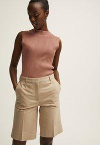 STOCKH LM - Shorts - beige - 0