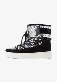 Moon Boot - PULSE MID GIRL DISCO - Lace-up boots - black - 1