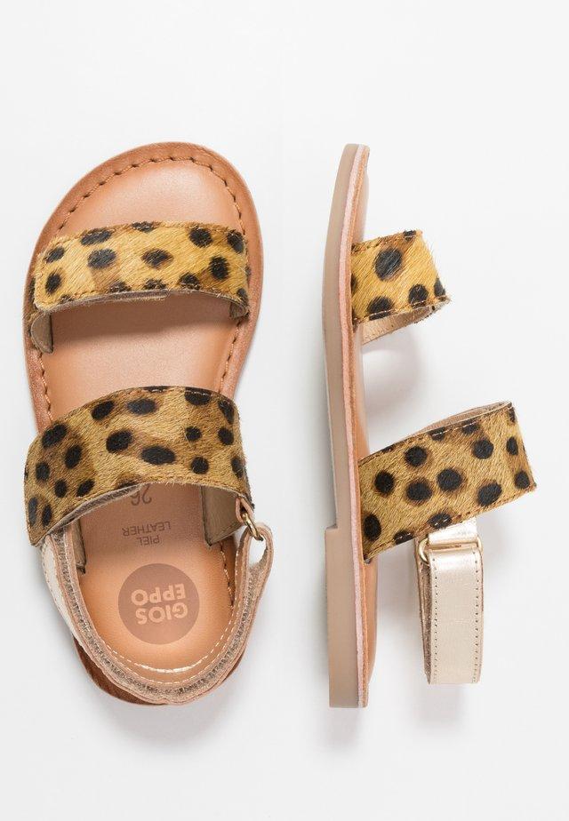TAMARAC - Sandals - brown