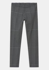 OVS - Leggings - Trousers - pirate black - 1