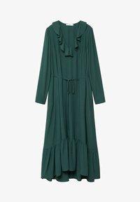 Mango - NOIR - Day dress - grün - 6