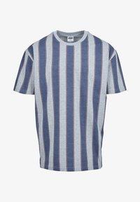 Urban Classics - T-shirt z nadrukiem - vintageblue - 5