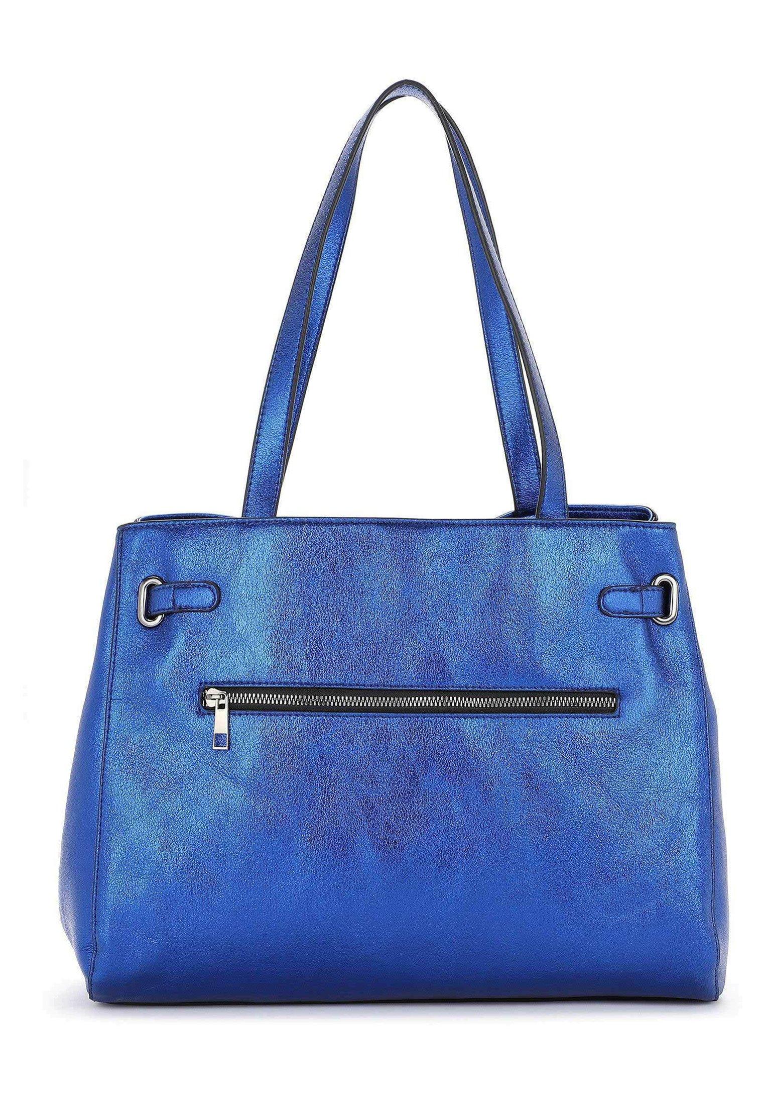 Tamaris Belinda - Shopping Bag Royal
