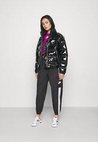 Nike Sportswear - ICON CLASH - Winter jacket - black/white - 1