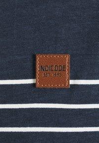 INDICODE JEANS - MANNING - T-shirt imprimé - navy - 2