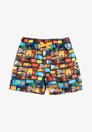 Swimming shorts - steel