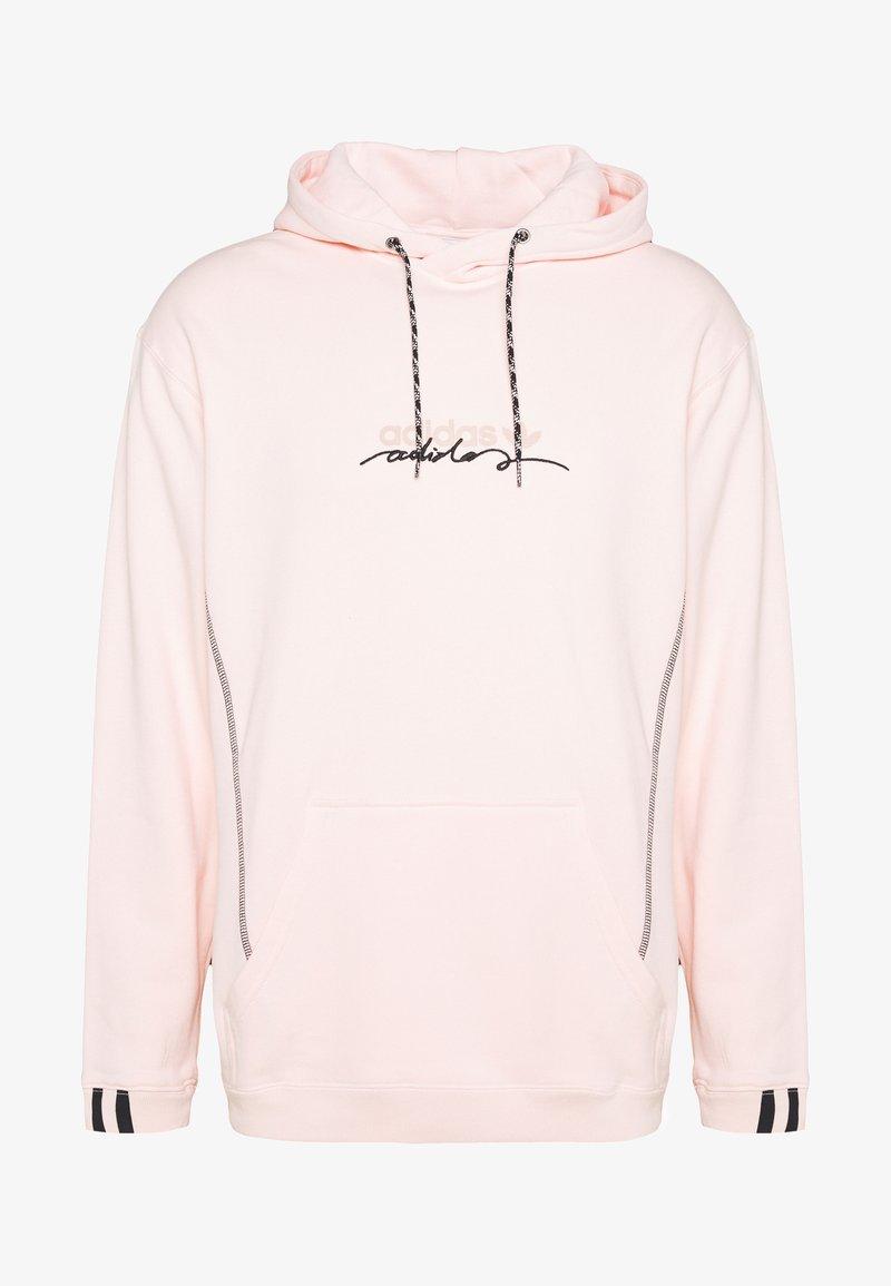 adidas Originals - HOODY - Jersey con capucha - pink