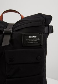 Ecoalf - MULTIPOCKET BACKPACK - Reppu - black - 7