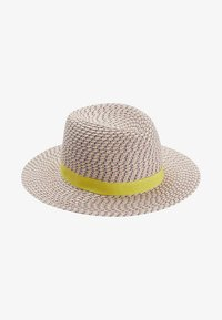 Oliver Bonas - RAINBOW  - Hat - yellow - 1