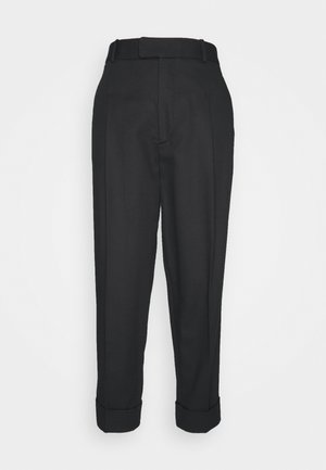 DAVE TROUSERS - Pantaloni - black