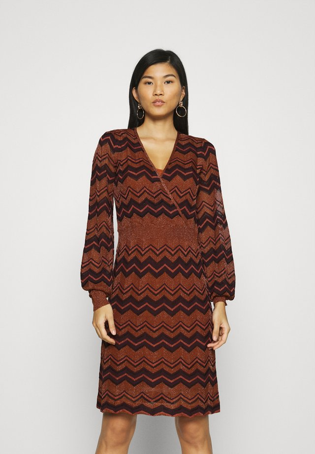 JANILLA DRESS - Day dress - argan oil