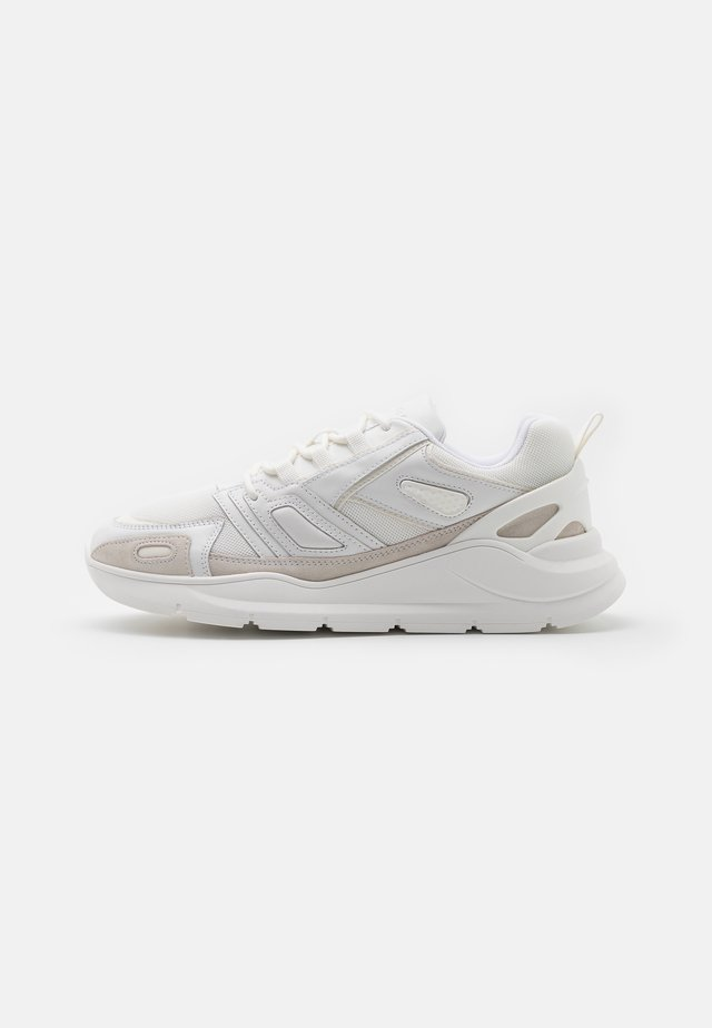 Sneakers laag - blanc optique