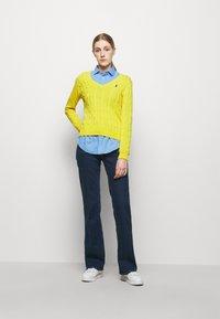 Polo Ralph Lauren - CLASSIC - Svetr - elite yellow - 1