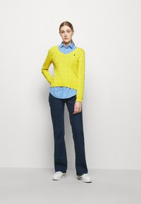 Polo Ralph Lauren - CLASSIC - Jumper - elite yellow - 1