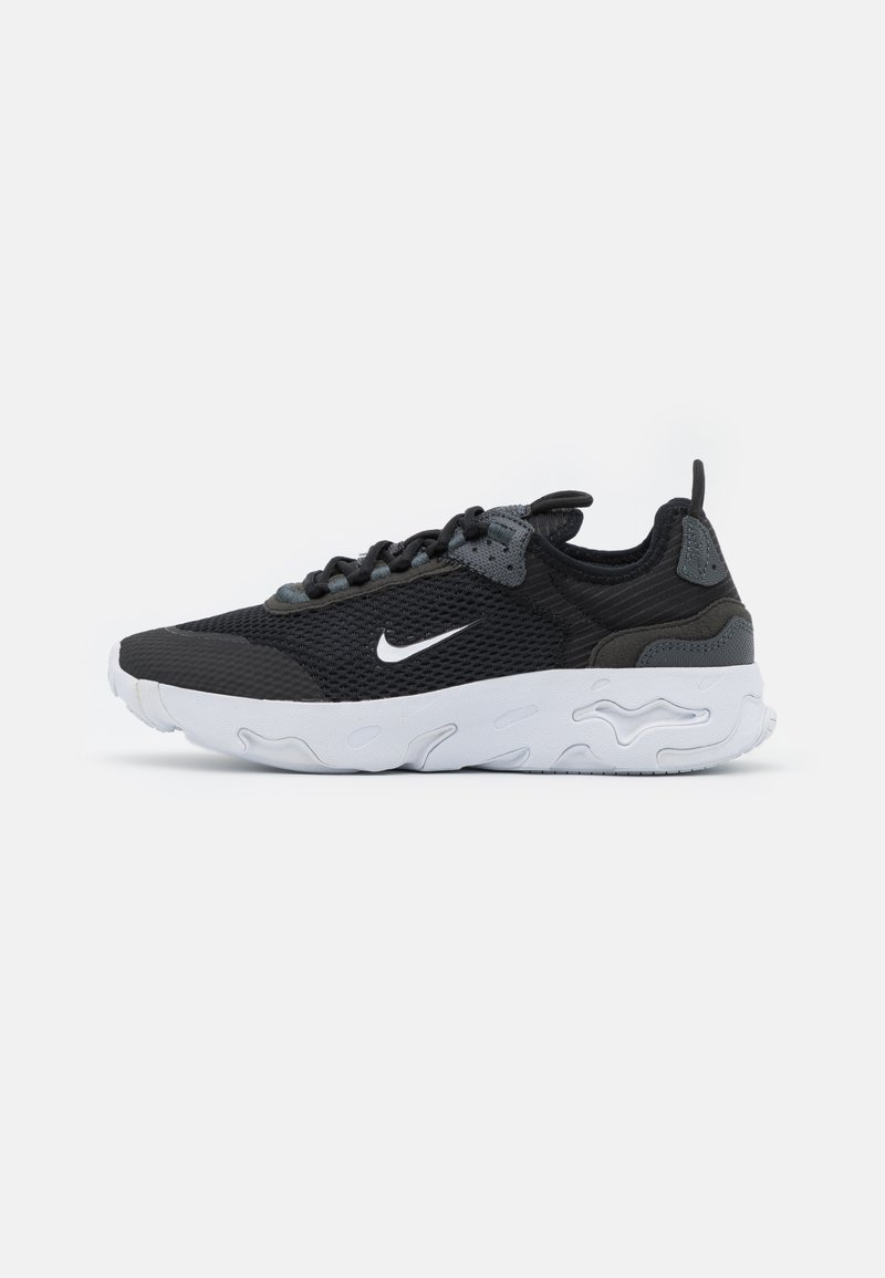Nike Sportswear - REACT LIVE UNISEX - Trainers - black/white/dark smoke grey