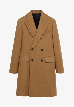 Zimní kabát - mittelbraun