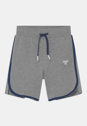 BREAKER UNISEX - Sports shorts - grey melange