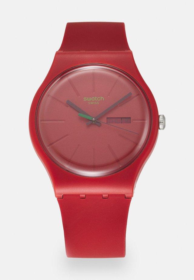 REDVREMJA UNISEX - Watch - red