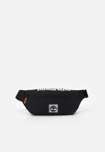 BUM BAG - Across body bag - black