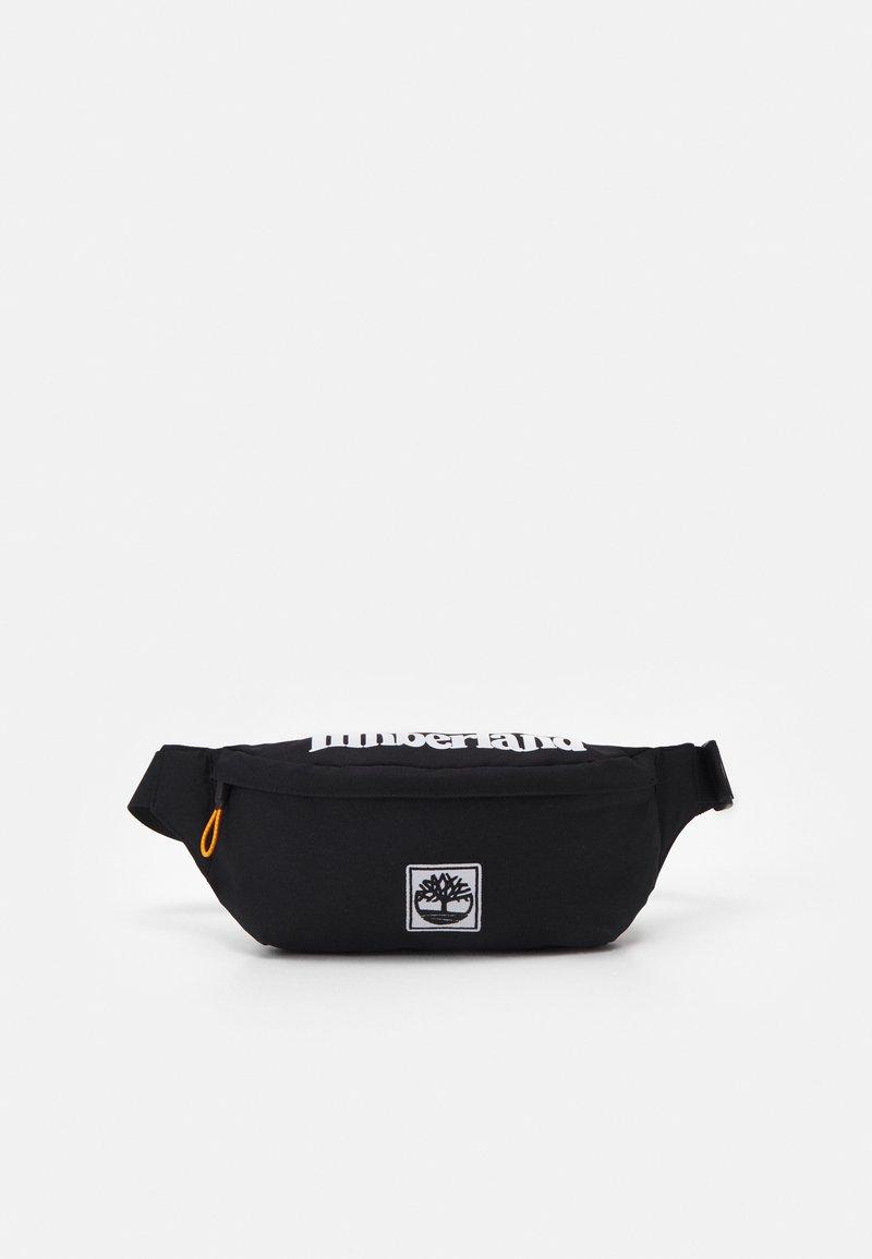 Timberland - BUM BAG - Taška spříčným popruhem - black
