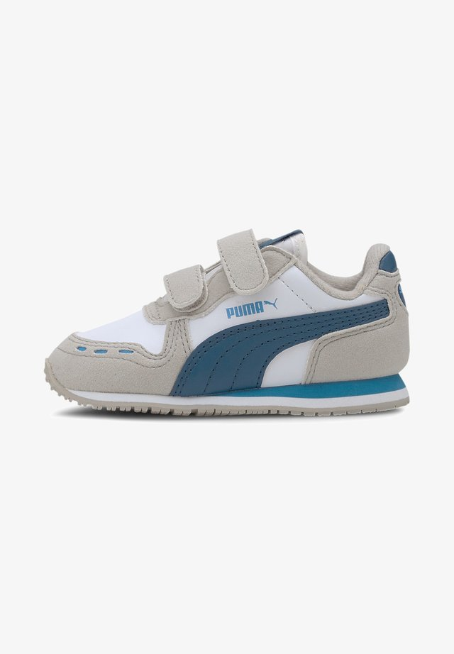 Sneakers basse - puma white-dresden blue