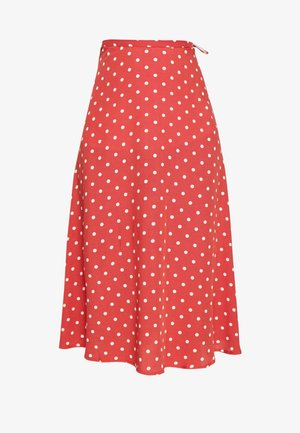 JUNO SKIRT PABLO - A-line skirt - apple pink