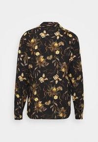 Vintage Supply - LONGSLEEVE BOARDER SHIRT - Shirt - black - 1