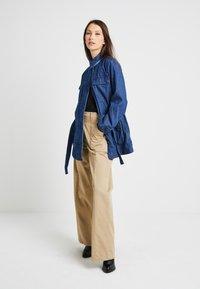 G-Star - CHISEL A LINE FIELD JACKET - Short coat - medium aged - 1