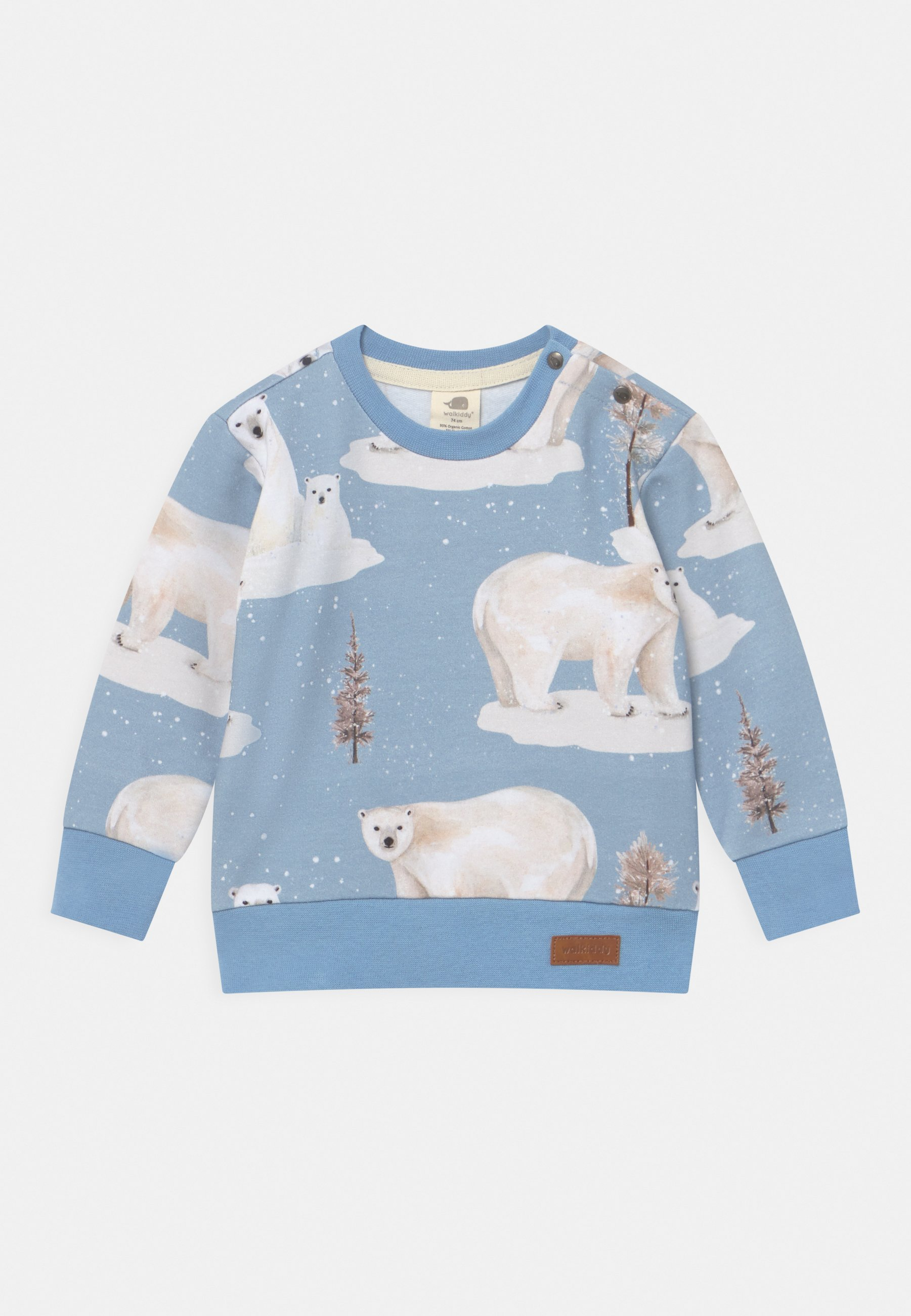 Bambini POLAR BEAR FAMILY UNISEX - Felpa