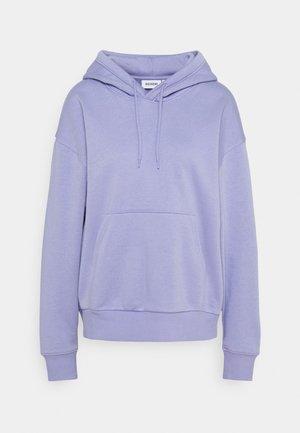 ALISA HOODIE - Sweatshirt - purple