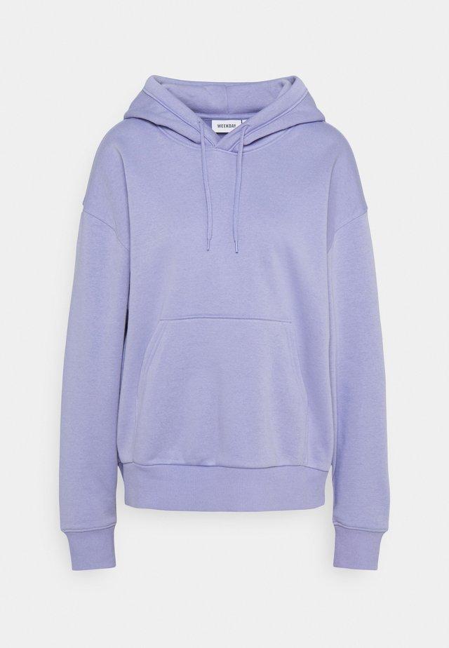 ALISA HOODIE - Sweater - purple