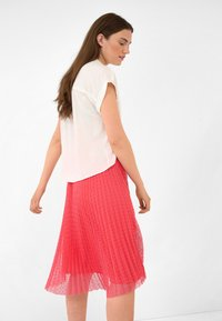 ORSAY - A-line skirt - calypso rot - 1