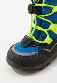 Lurchi - KERO SYMPATEX - Winter boots - atlantic yellow - 5