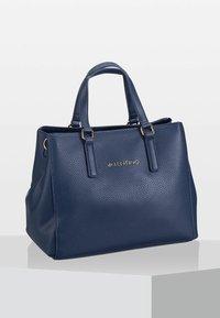 Valentino Bags - SUPERMAN - Tote bag - navy - 0