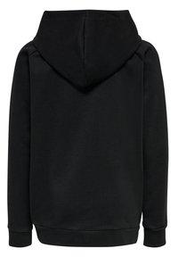 Hummel - ASTRALIS  - Zip-up sweatshirt - black - 1