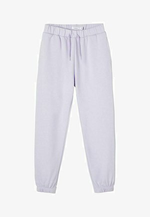 Tracksuit bottoms - purple heather