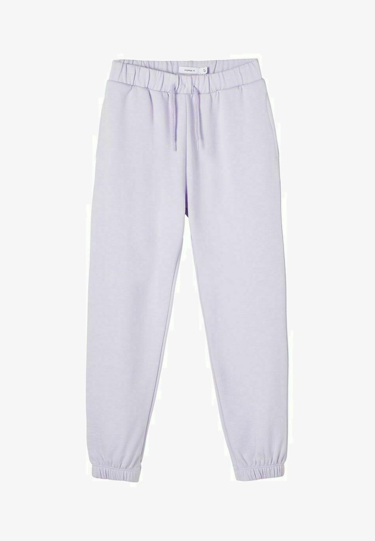 Name it - Tracksuit bottoms - purple heather