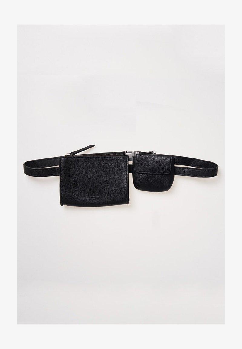 Superdry - UTILITY - Bum bag - black