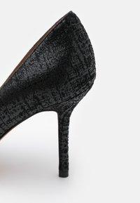 Pura Lopez - High heels - swanky black - 4