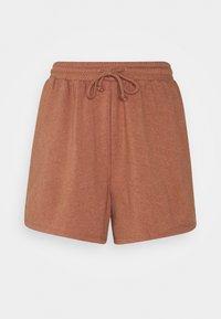 Cotton On Body - LIFESTYLE ON YA BIKE SHORT - Sports shorts - cashew marle - 0