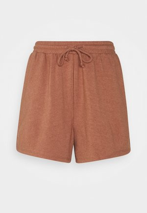 LIFESTYLE ON YA BIKE SHORT - Sports shorts - cashew marle