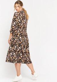 LolaLiza - Maxi dress - ocher - 2