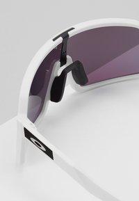 Oakley - SUTRO UNISEX - Sports glasses - white - 2